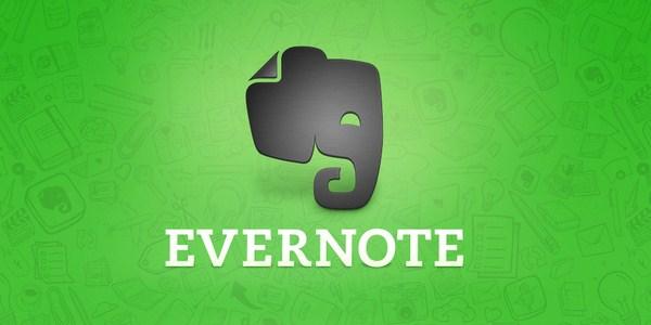 Ilustrasi Evernote
