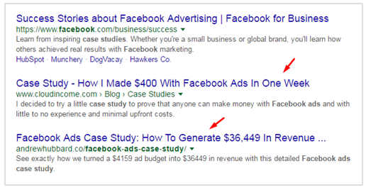 contoh mencari studi kasus